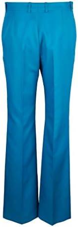Balenciaga Luxury Fashion Femme 595066TGO104477 Bleu Claire Pantalon |