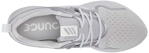 adidas Women's Edgebounce, Silver Metallic/Grey, 5.5 M US by adidas (Image #7)