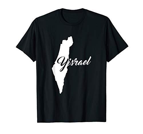 Yisrael Israel T-shirt Hebrew Israelites Messianic Yahshua
