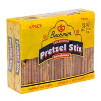 Amazon Com Bachman Butter Twist Pretzels 10 Oz 4 Bags
