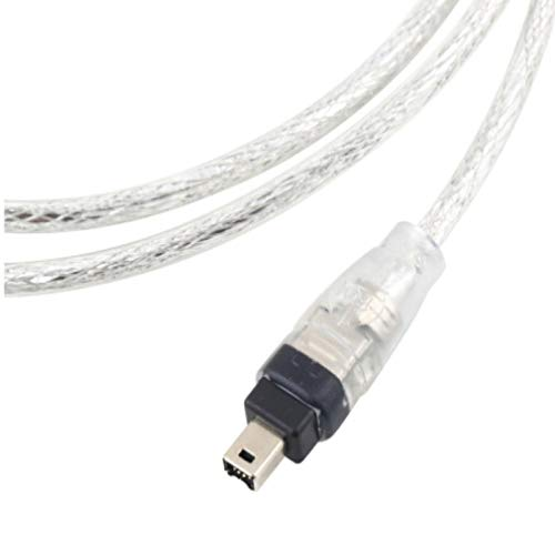 Computer Cables 1.2m USB 2.0 Male to Firewire Yoton 1394 4 Pin Male Yoton Adapter Cable Wholesale - (Cable Length: 120cm) by Yoton (Image #5)