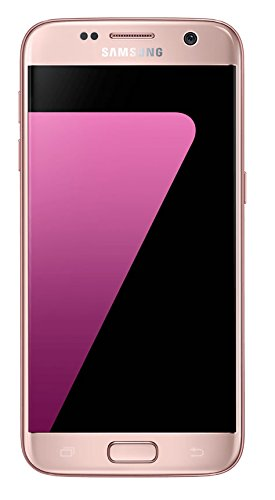 (SIMフリー) Samsung サムスン Galaxy S7 Dual G930 (Dual デュアル SIM) (並行輸入品) (32GB, ピンク) B01M0LSTGK ピンク 32GB