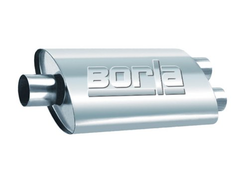 Borla Mufflers - Borla 40348 Pro XS Muffler