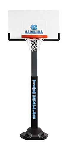 NCAA North Carolina Tarheels Huplay Team Basketball Hoop
