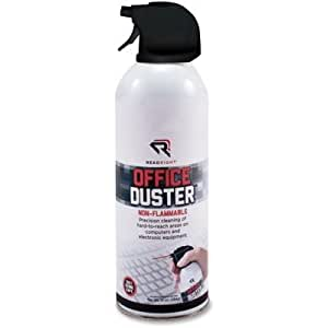 new office duster gas duster can rearr3507 office products. Black Bedroom Furniture Sets. Home Design Ideas
