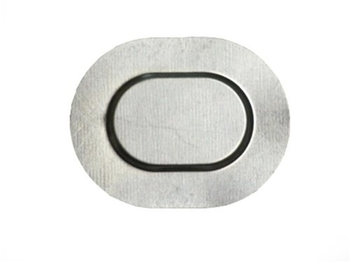 - Floor And Trunk Pan Body Metal Oval Drain Plug - Each