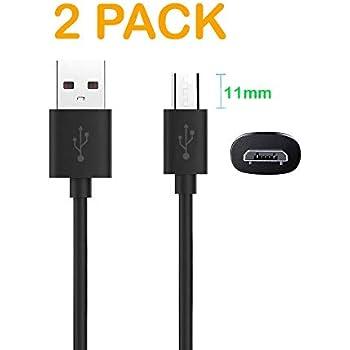 Amazon.com: UNIDOPRO - Paquete de 2 cables USB 3.0 macho A a ...