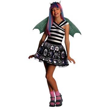 [Rubies Rochelle Goyle Monster High Girls Child Halloween Costume | Small] (Monster High Rochelle Goyle Wig)