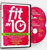 Fit in 10: Total Body Transformation by
