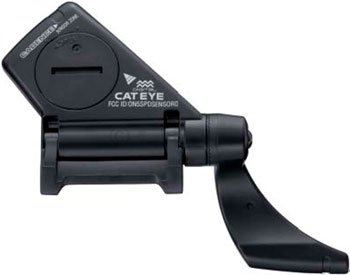 Cateye Cat Eye Double Wireless Sensor Speed, (Double Wireless Cycle Computer)