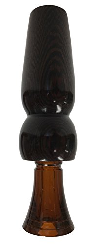 Wood Duck Single Reed - Classy Duck Calls 2wen Pattern Solid Wenge Wood Single Reed