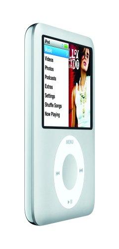 Apple iPod nano 8 GB Silver (3rd Generation) (Discontinued ...