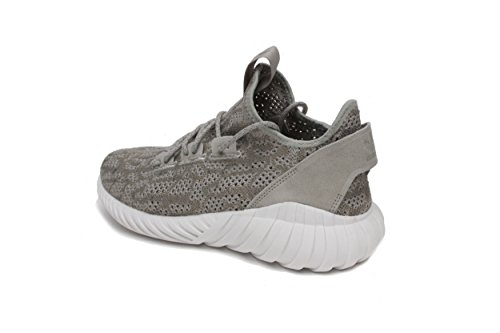 adidas Mens Tubular Doom Sock PK Originals Running Shoe Sesame/White 1Pssvtq3