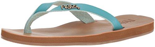 Floas Wuna Luna Flip-flop Aqua