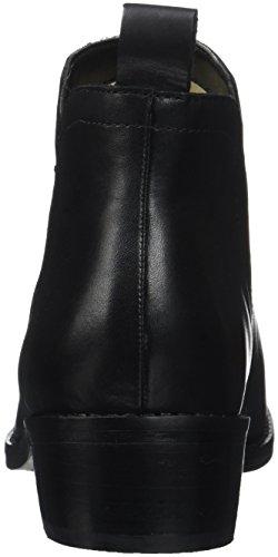 Buffalo Women's 416-7396 Indios Leather Slouch Boots Black (Black 01 0) ejJfJSO