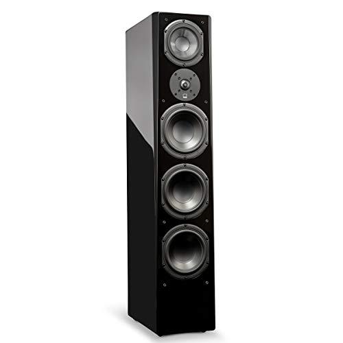 SVS Prime Pinnacle - 3-Way Tower Speaker (Single) - Piano Gloss Black ()
