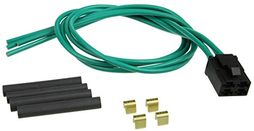 WVE by NTK 1P1789 A/A/C Compressor Relay Connector ()