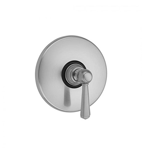 Jaclo A425-TRIM-VB Contemporary Round Pressure Balance Valve with Traditional Lever Handle Vintage Bronze Standard Plumbing Supply