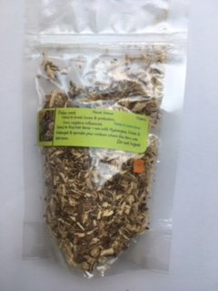 Herbs: Poke Root ~ 1 oz Dried root ~ Hex Breaking ~ Wicca ~ Ravenz Roost Herbs with Special Info on (Poke Root Herb)