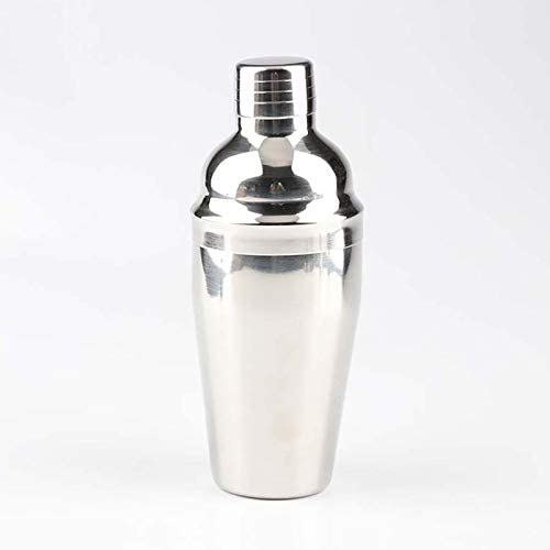 Zhouzl Gadget 12 in 1 in Acciaio Inox Vino Strumenti Shaker Set con Il Sacchetto del Panno, Boston 800600M Gadget