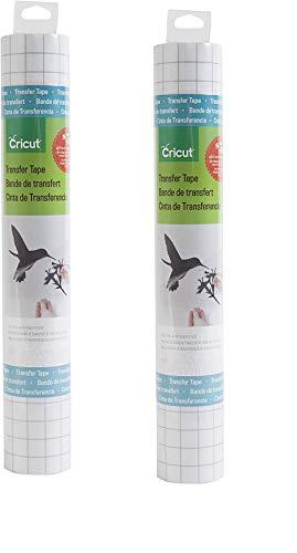 Cricut Vinyl Transfer Tape, 12X4, Standard Grip