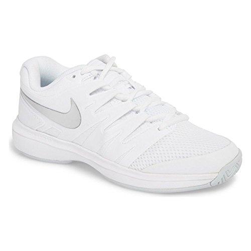 バイオレットピアニスト中(ナイキ) NIKE レディース テニス シューズ?靴 Air Zoom Prestige Tennis Shoe [並行輸入品]