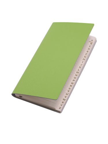paperthinks-lime-recycled-leather-long-address-book-3-x-65-inches-pt94034