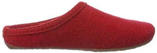 Haflinger Rot 285 Rosso Ziegelrot Sulla Caviglia Aperte 481002 Unisex adulto PFxwfqP0r
