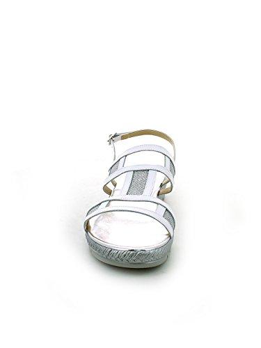 Fiocco Sandales Blanc Femme Pour Sandales Fiocco zvSfW6aF