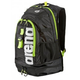 Arena Adults 'Functional Backpack Fast 2.1, Dark Grey/Acid Lime/White, 40x 35x 55cm/45L, 1E388 by Arena