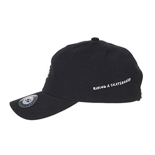 67476cfe0c1 WITHMOONS Baseball Cap Keith Haring Print Skateboarder Hat CR1957 (Black)   Amazon.co.uk  Clothing