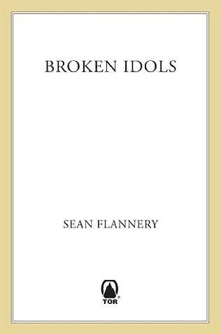 book cover of Broken Idols