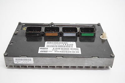 05 06 JEEP GRAND CHEROKEE ECU ECM ENGINE COMPUTER P56044742AD (Cherokee Engine)