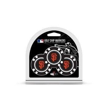 San Francisco Giant Stadium (MLB San Francisco Giants 3 Pack Golf Chip Ball Markers)