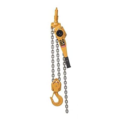 Lever Chain Hoist, 10 ft. Lift, 12, 000 lb.