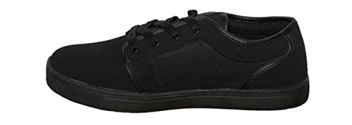 Adio Skateboard Kids shoes Indy C Black Mono/Charcoal Sneakers Shoes