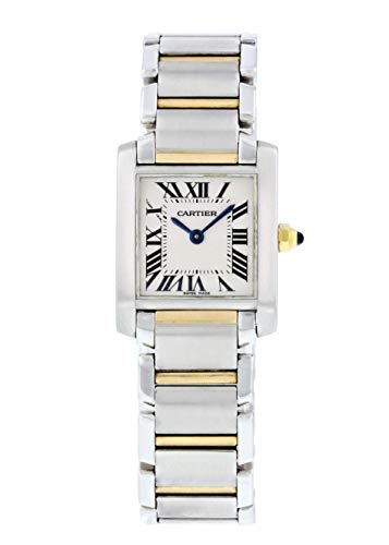 Pre Owned Cartier Tank - 3