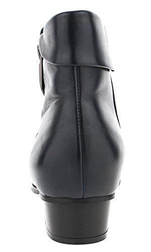 150 Blau Le Chaussures Millim 03 Navy Ciel Femme Stefany Regarde Noir Confort De 4qIPwxqvB