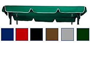 Springs u0026 Canopies Replacement Canopy for Garden swing 2/3 seater different sizes and styles  sc 1 st  Amazon UK & Springs u0026 Canopies Replacement Canopy for Garden swing 2/3 seater ...