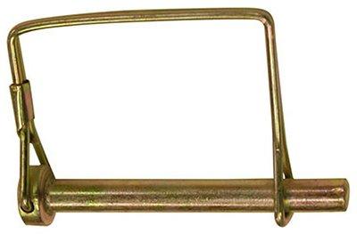(Double Hh Mfg 31980 PTO Wirelock Pin, Square, Yellow Zinc-Plated, 5/16 x 2-1/4-In, 2-Pk. - Quantity 25)