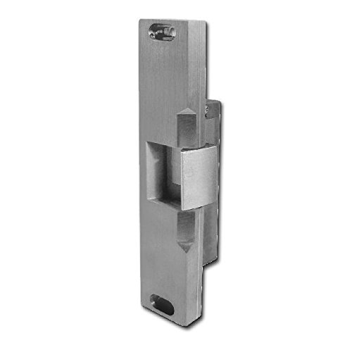 HES 18103741 310 4 Folger Adam Electric Strikes, Grade 1, Fail Safe, Satin Stainless Steel by HES
