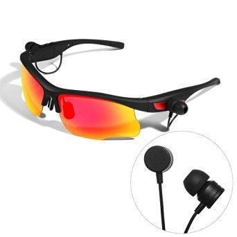c3f6ed97717a WoSports® S6 Smart Sunglasses Wireless Bluetooth 4.0 Stereo - Import It All