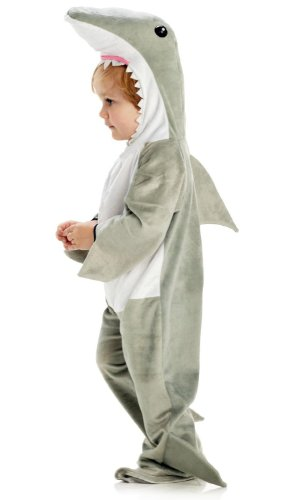 Kids Shark Costume WB (18-24 months with Bracelet for (Fisherman Costumes Ideas)