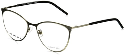 (Optical frame Marc Jacobs Metal Silver - Black (MARC 41 HAN))