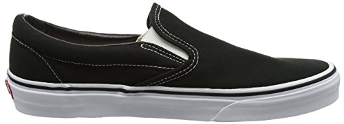 Classics Core Tm Slip Vans Black Canvas on qTBRwwa