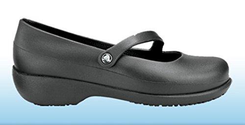 Crocs - Silver Fox de la Mujer Calzado Médico Blossom/Espresso