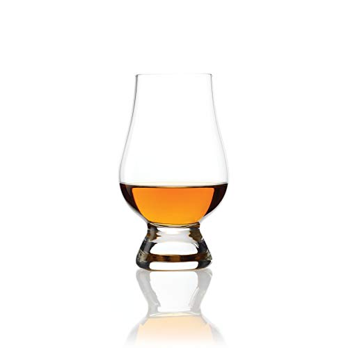 Glencairn Crystal Whiskey Glass, Set of 2 (Shape Crystal Award)