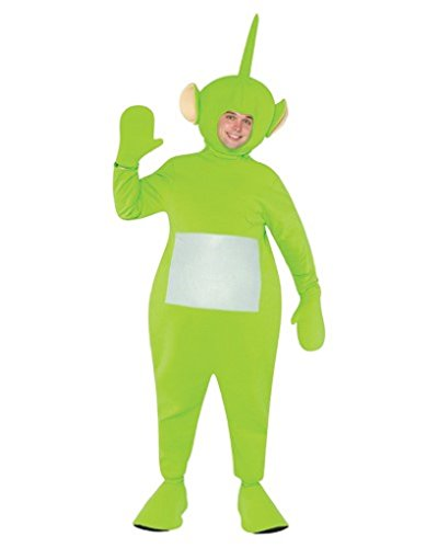 Faerynicethings Adult Size Teletubbies Costume - Dipsy]()