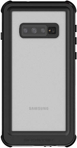 Ghostek Nautical Extreme Waterproof Case Designed for Samsung Galaxy S10 Plus (2019) - Red