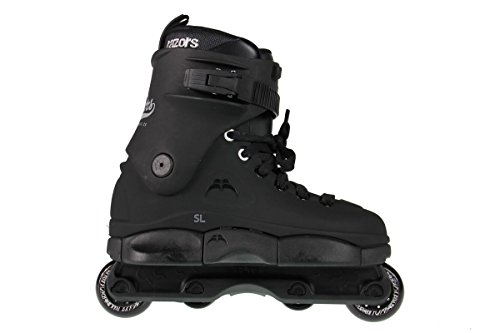 Razors SL Aggressive Inline Skates Black SIZE 10 for sale Delivered  anywhere in USA 229fe1d6cac